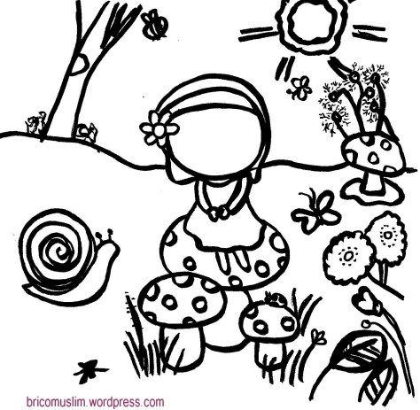 Coloriage Islam.Colouring Islam Coloriage Islam Coloriages Islamiques Islam