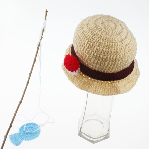 Find More Hats & Caps Information about New Newborn Baby Fisherman Design Photography Props Infant Costume Outfit Hat and Fish Handmade Crochet Hat Set ,High Quality hat badge,China hat trim Suppliers, Cheap hat crochet from Song's store on Aliexpress.com