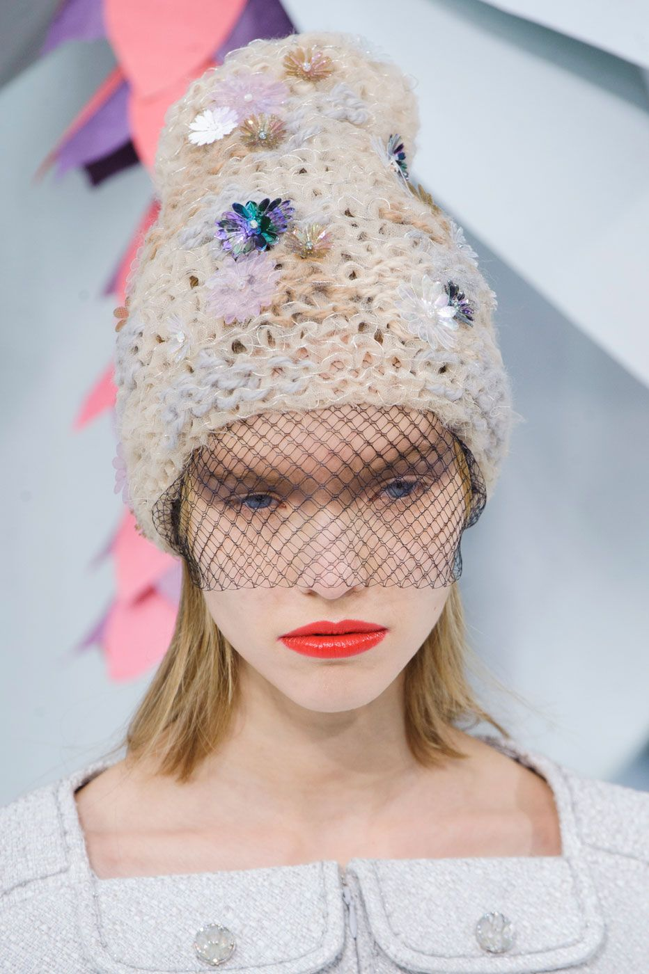 The Best Haute Couture Beauty Looks From Spring 2015  - ELLE.com