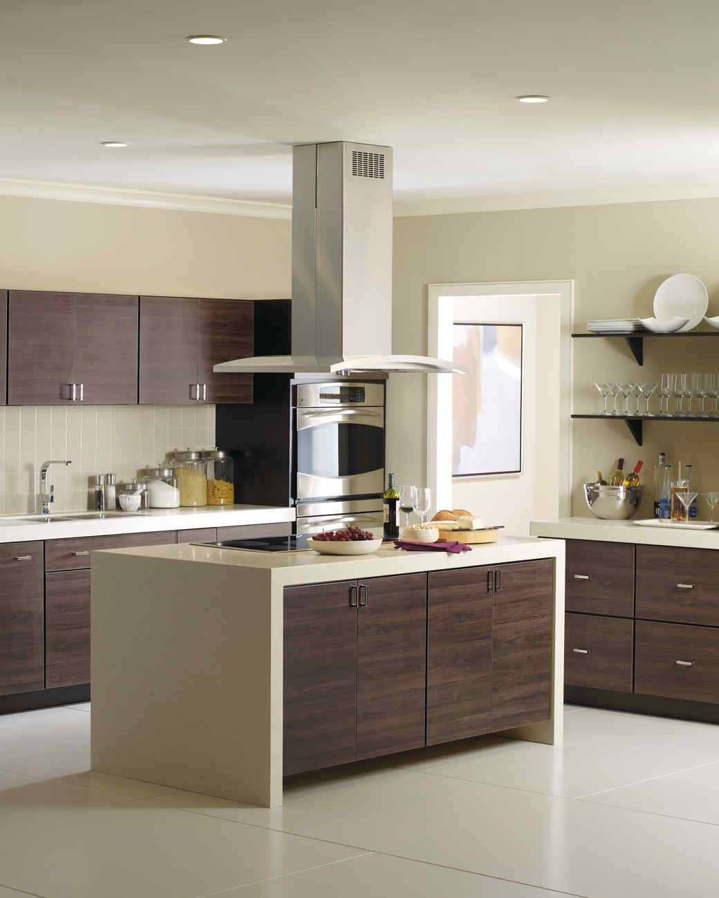 Martha Stewart Kitchen Cabinets Home Depot: How To Pick Kitchen Paint Colors