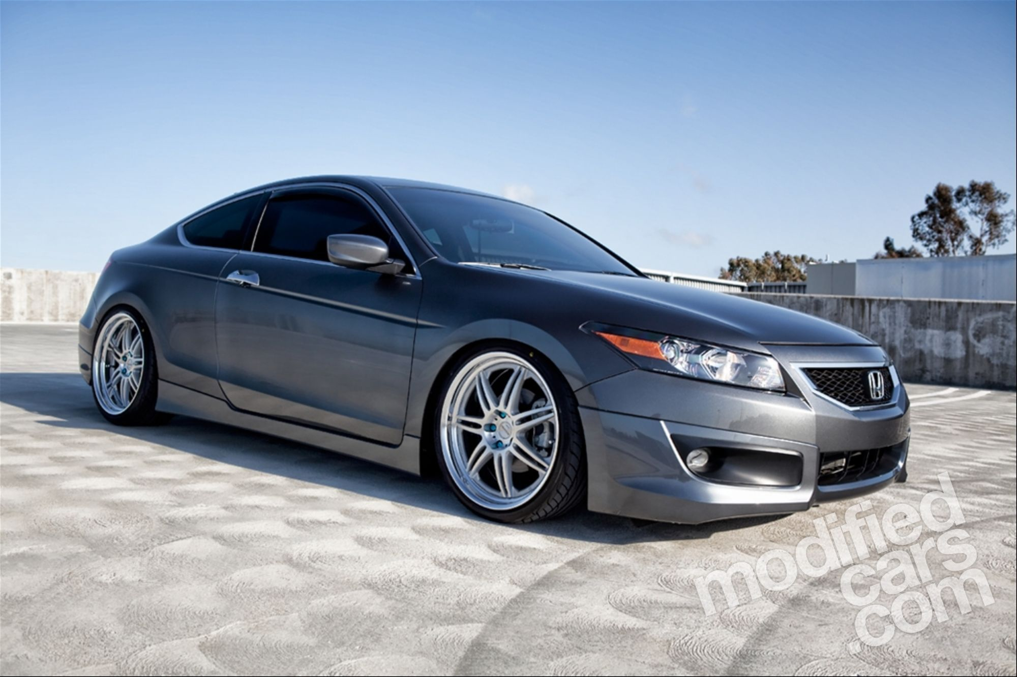 Grey accord coupe honda accord coupe ex l v6
