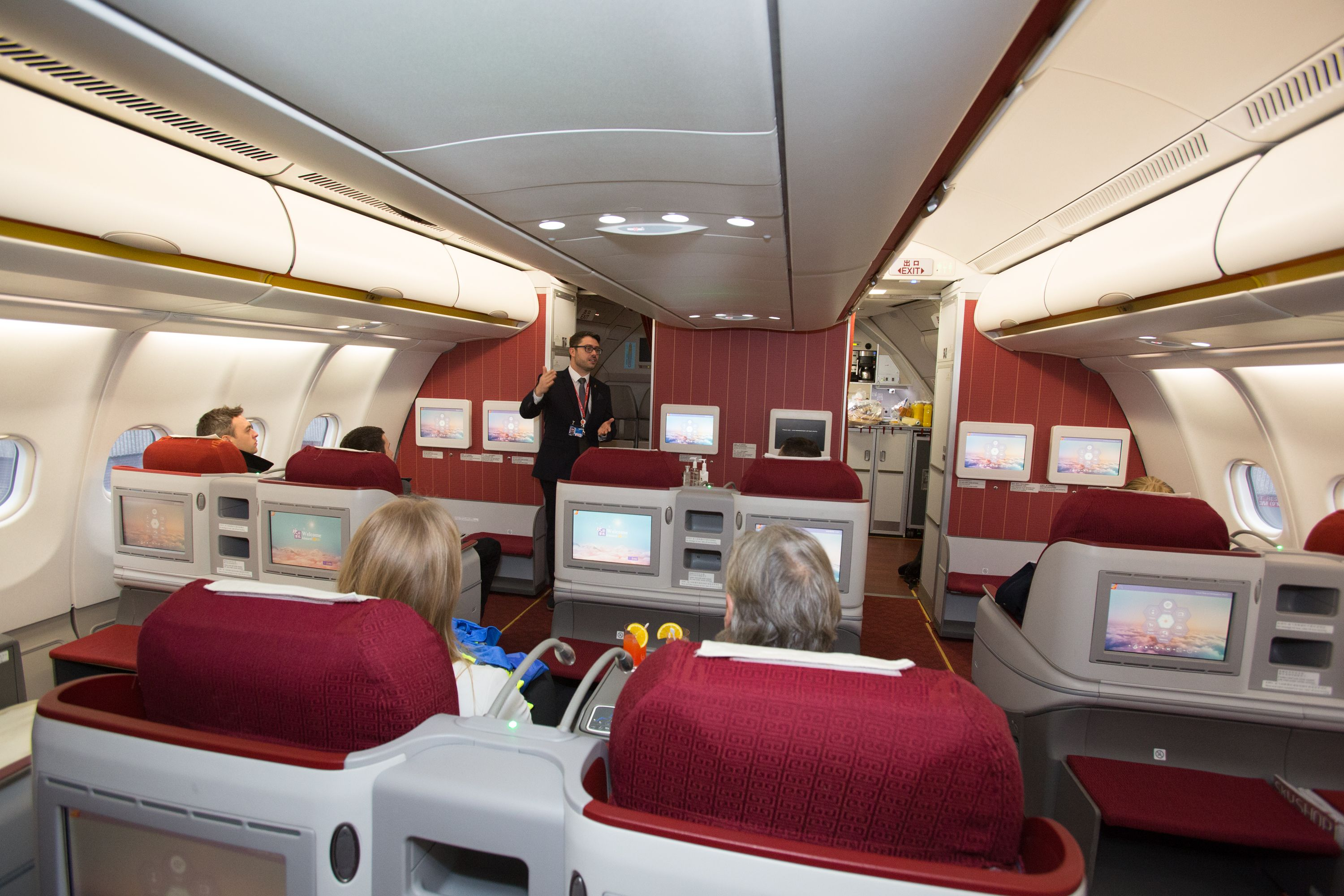 Book tickets through Hainan Airlines Reservation Number