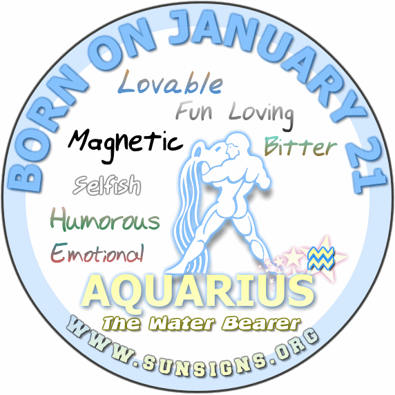 pisces born january 21 horoscope
