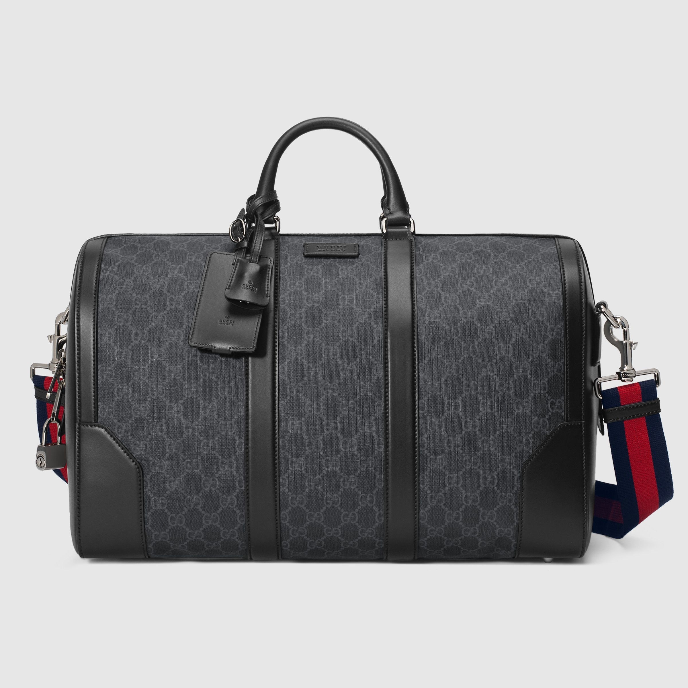 353387d0cb5 Bulletblocker NIJ IIIA Bulletproof Gucci Signature Duffle in 2019 ...