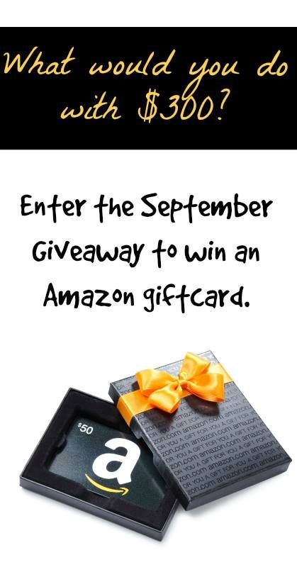 Amazon Gift Card Giveaway You Could Win 300 Giveaway Amazon