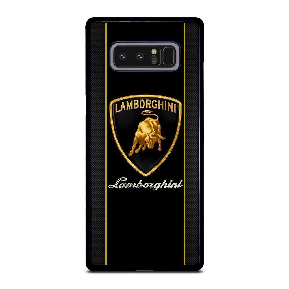 LAMBORGHINI AUTOSYMBOL Samsung Galaxy Note 8 Hülle  - Samsung Galaxy Note 8 Case -