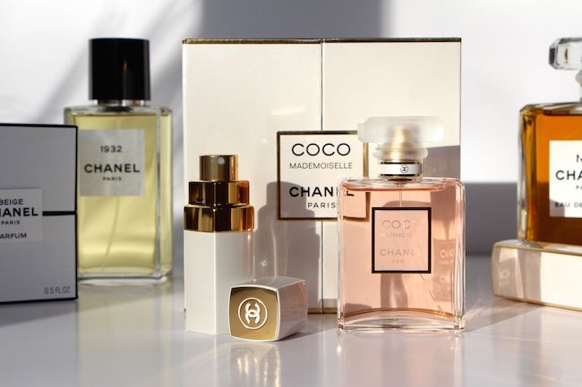 The Chanel Coco Mademoiselle Coffret Beauty Coco Mademoiselle