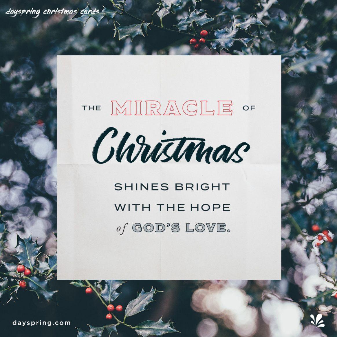 Dayspring Christmas Cards 2020 10 Dayspring Christmas Cards in 2020 | Dayspring, Ecards