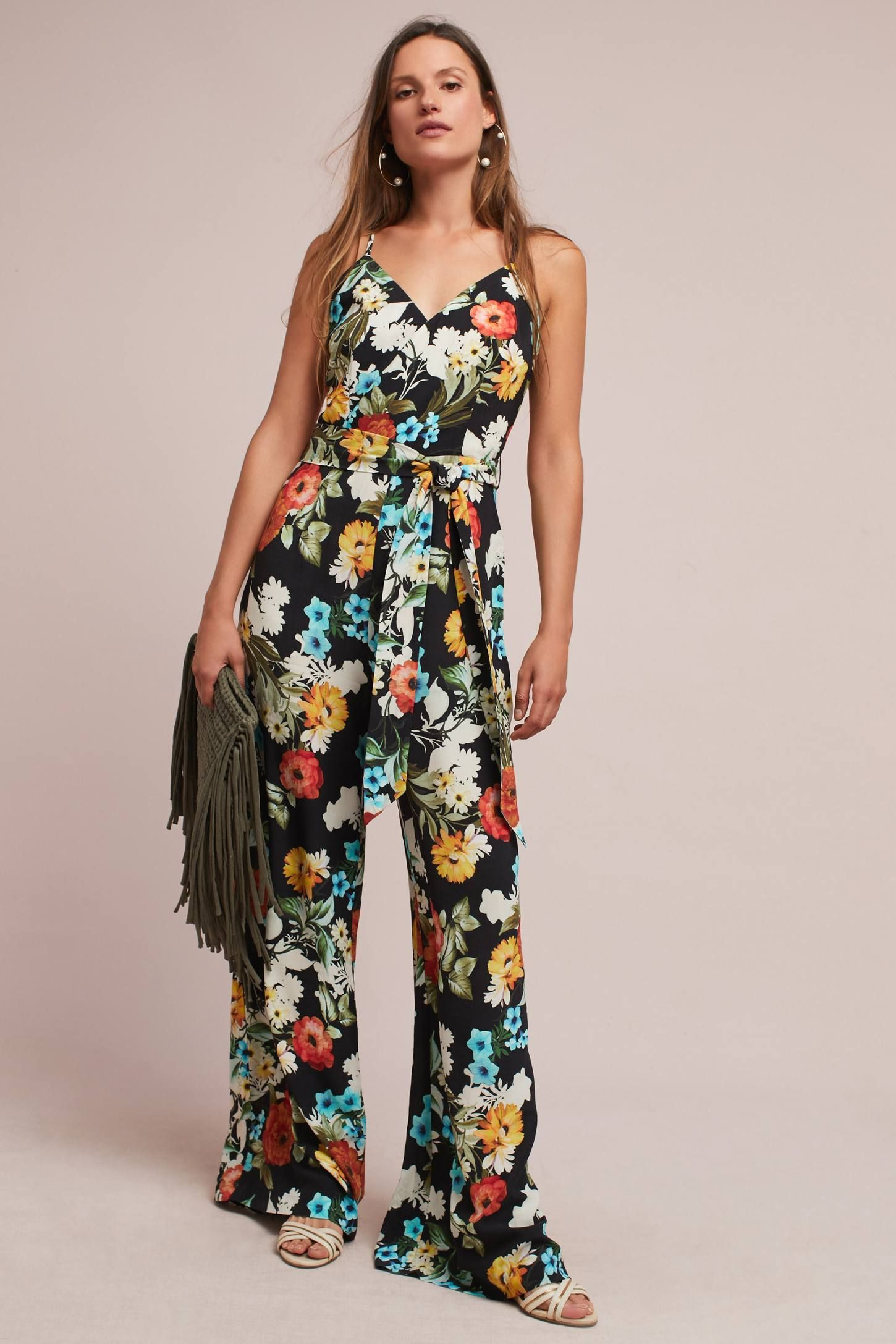 83b6b9956 Shop the Yumi Kim Roe Floral Jumpsuit and more Anthropologie at  Anthropologie today. Read customer reviews, discover product details and  more.