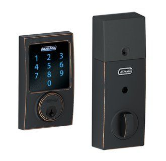 View The Schlage Be469nx Cen Century Touch Screen