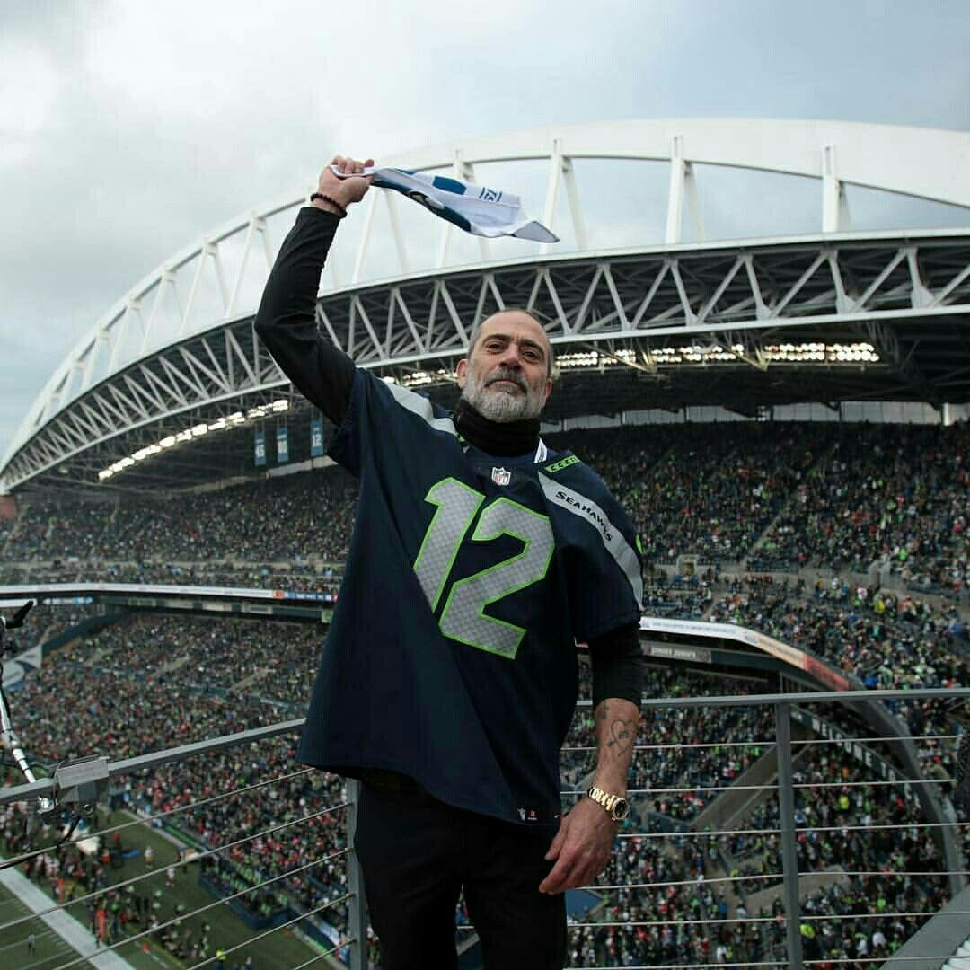 JDM at the SeaHawks game in Seattle on 12-03-2018  | THE OBJECT OF