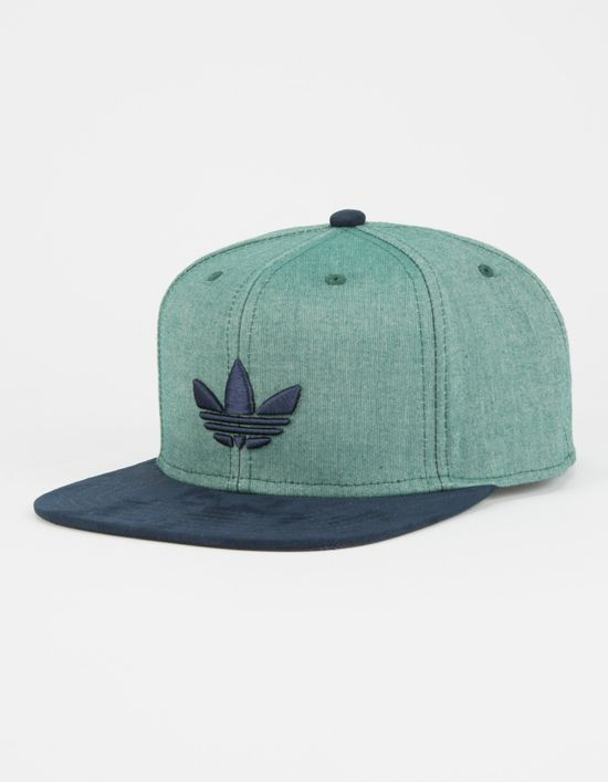 ADIDAS Originals Team Structured Mens Snapback Hat Ropa Deportiva Adidas 42b2aecee99