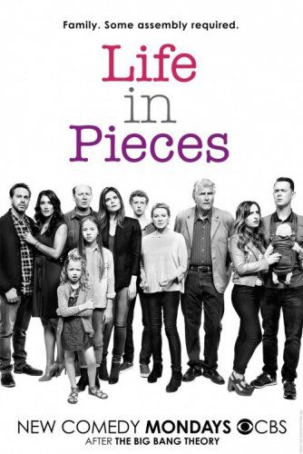 cool [RR/UL/180U] Life in Pieces S01E03 Sleepy Email Brunch Tree