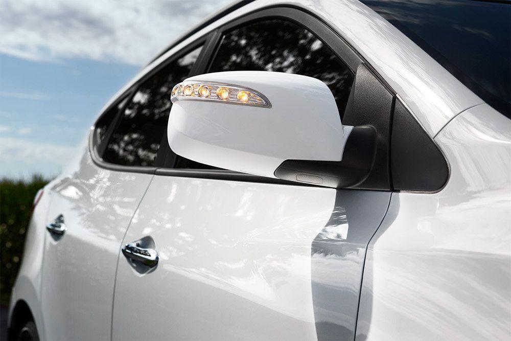 Hyundai Tucson Fuel Cell CUV Arrives in the U.S. Hyundai