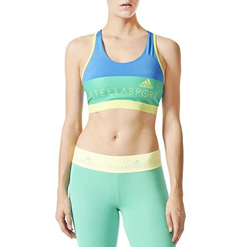 295381337b adidas Stellasport SC Womens Climalite Padded Sports Bra - S   Read more  reviews of the