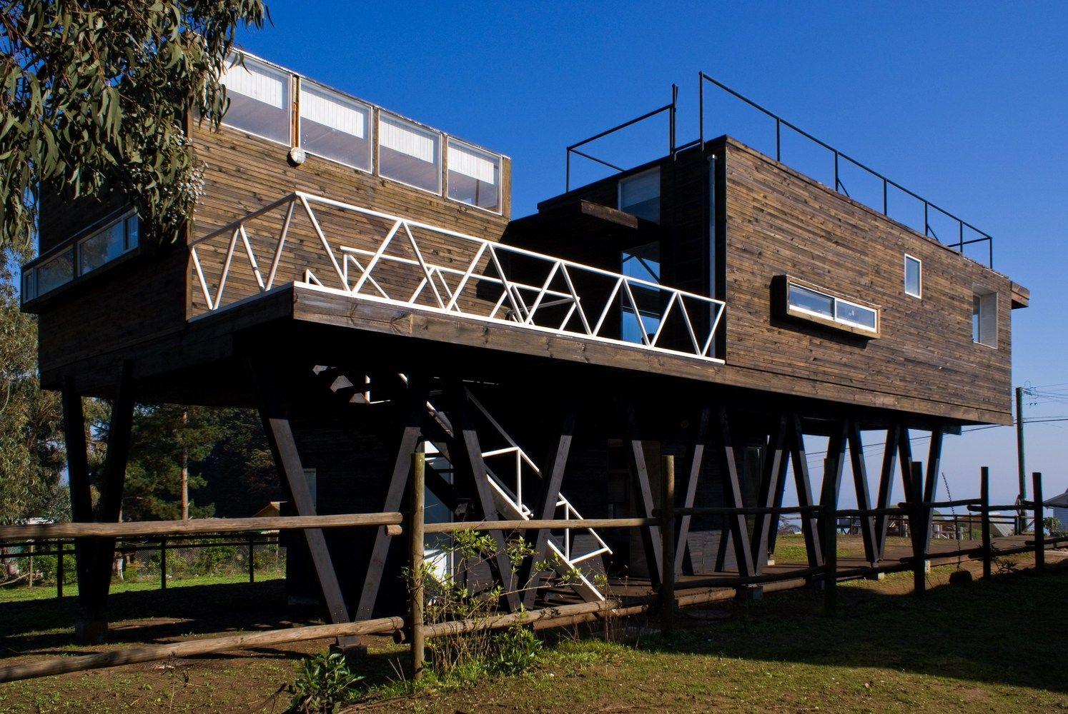 Galería De Casa Cerro Tacna Drn Architects 10