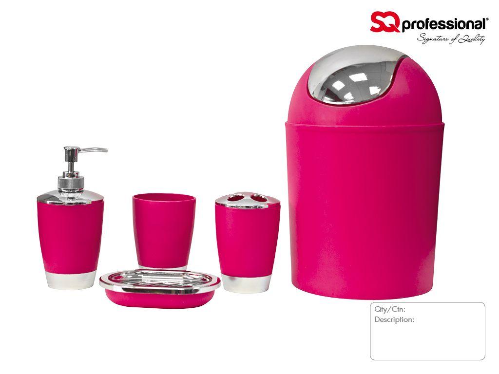bathroom accessories set pink | ideas 2017-2018 | pinterest
