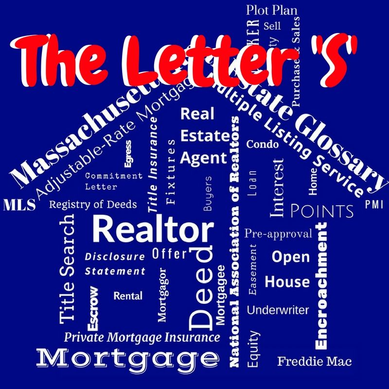 42 New Massachusetts Real Estate Terms Real Estate Terms Real