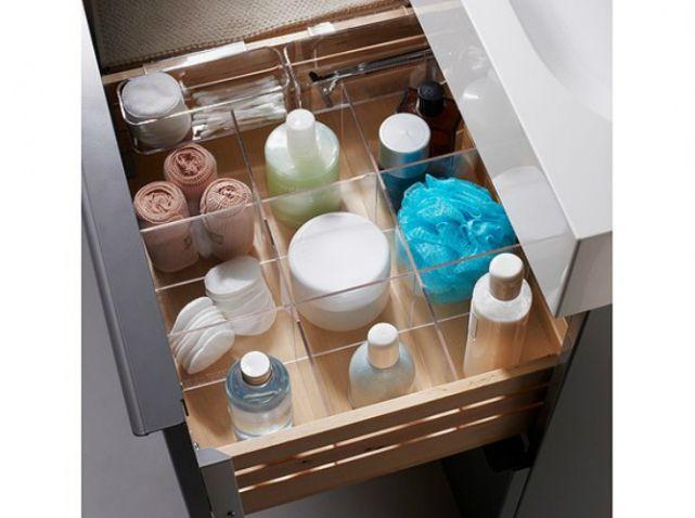 Organiseur tiroir salle de bains ikea salle de bain - Organiseur salle de bain ...