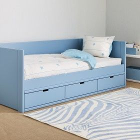 Liso Children S Day Bed With Optional Trundle In 16 Colours