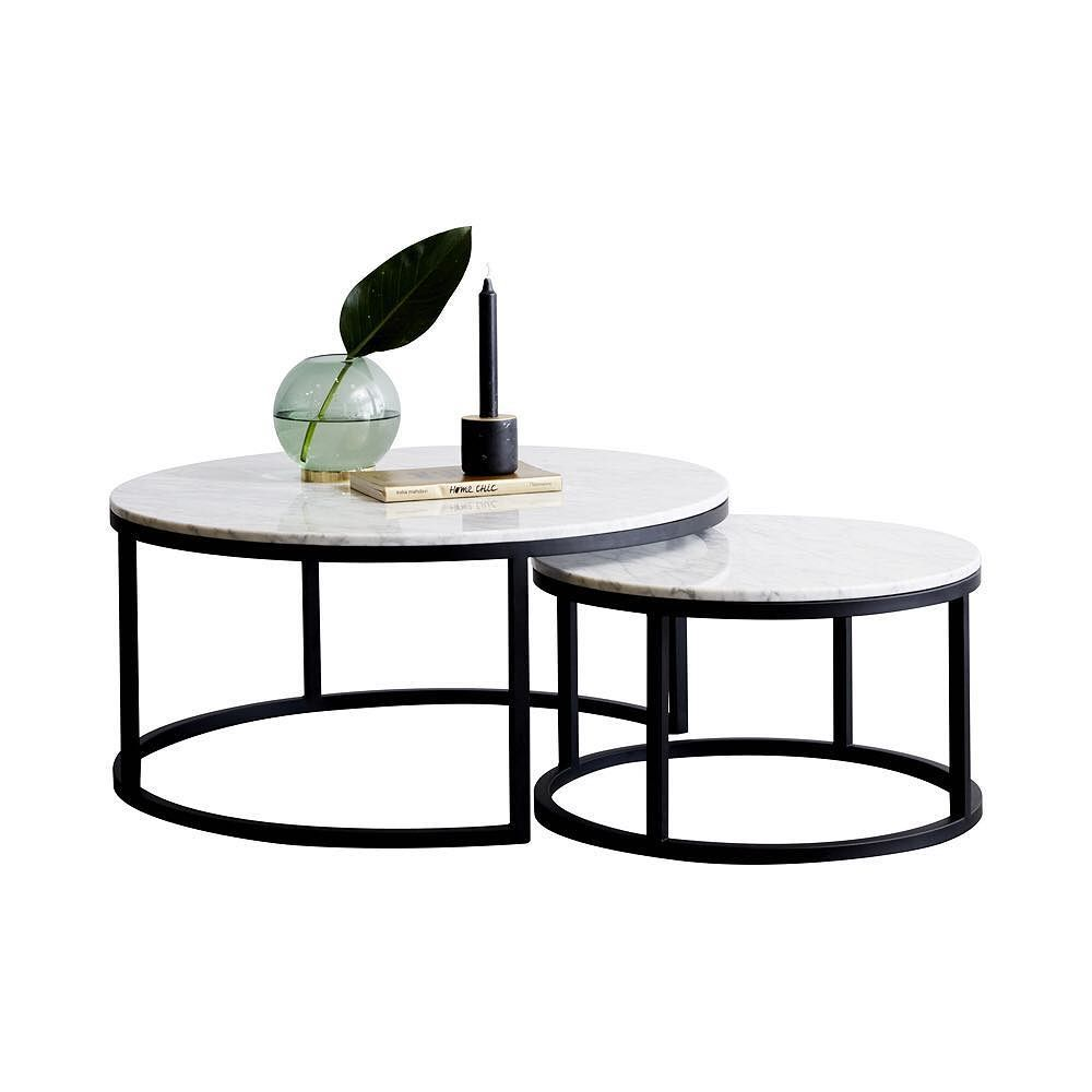 Urban Couture Design On Instagram The London Nesting Tables Marble Collection 20 Marble Round Coffee Table Marble Coffee Table Marble Top Coffee Table
