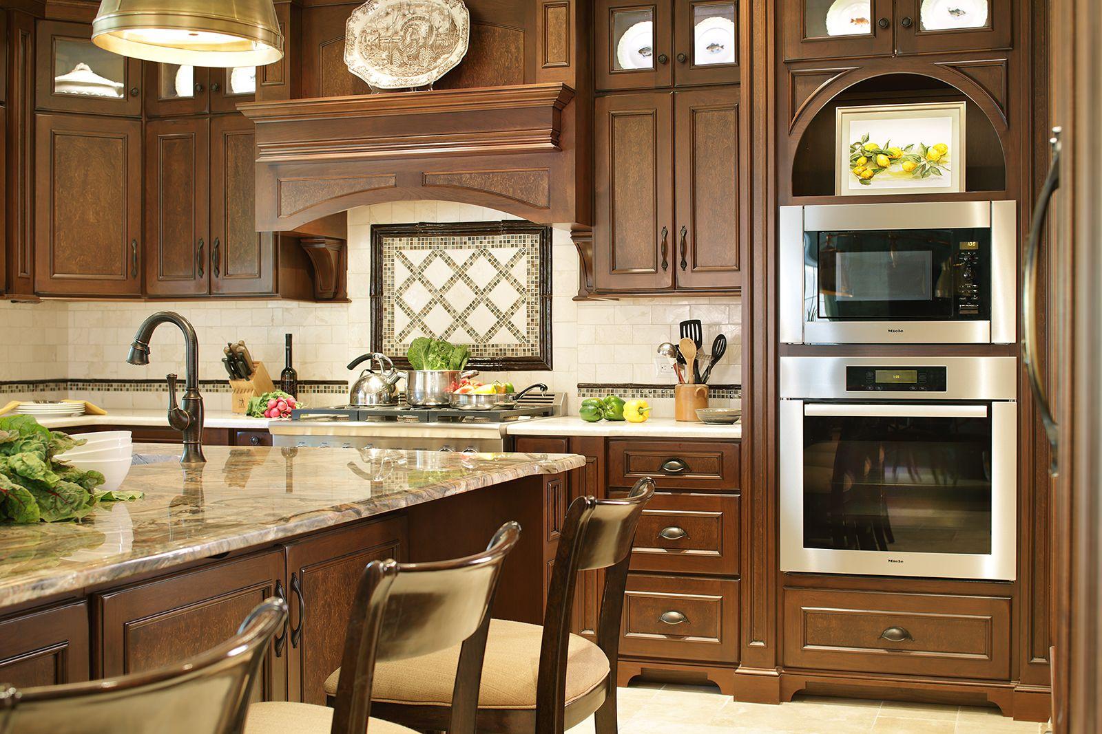 Glen Rock Project Kitchen Wood Crafts Kitchen Cabinets