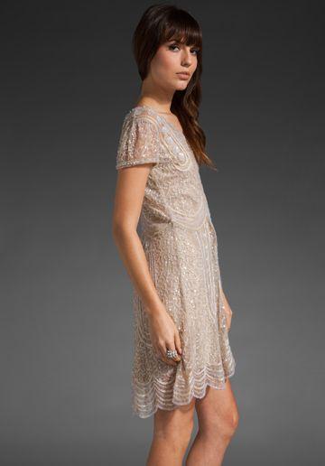Antik Batik  Add To Boutique  Ilka Beaded Mini Dress