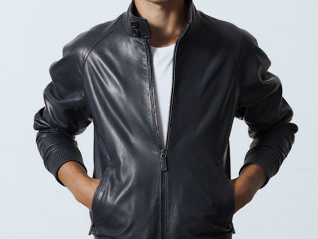 Leather Jackets for Men | Fashion is ephemeral, Style is eternal ...
