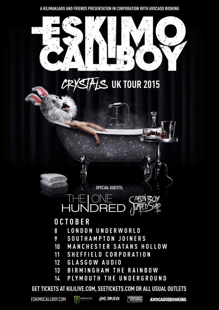 Eskimo Callboy UK 2015
