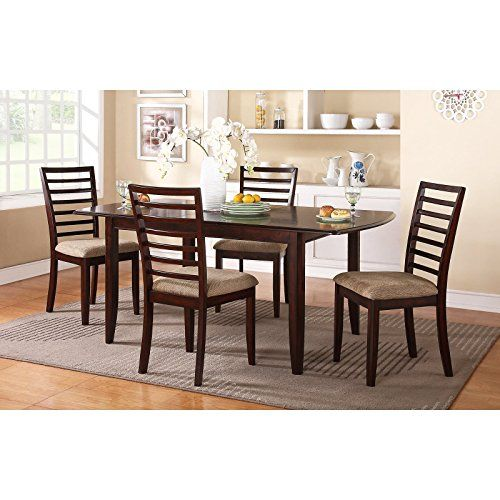 Winners Only Brownstone Dining Table With 12 In Erfly Leaf Perfect For Smaller Es The Leg