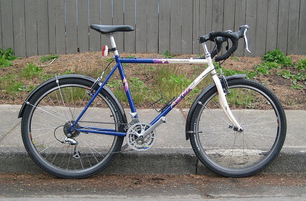 I Dropped My Rockhopper Bike Forums Touring Bicycles
