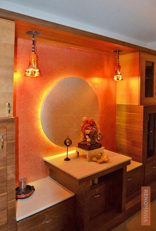 9 Traditional Pooja Room Door Designs In 2020: 10 Latest & Best Pooja Room Colour Ideas With Pictures In