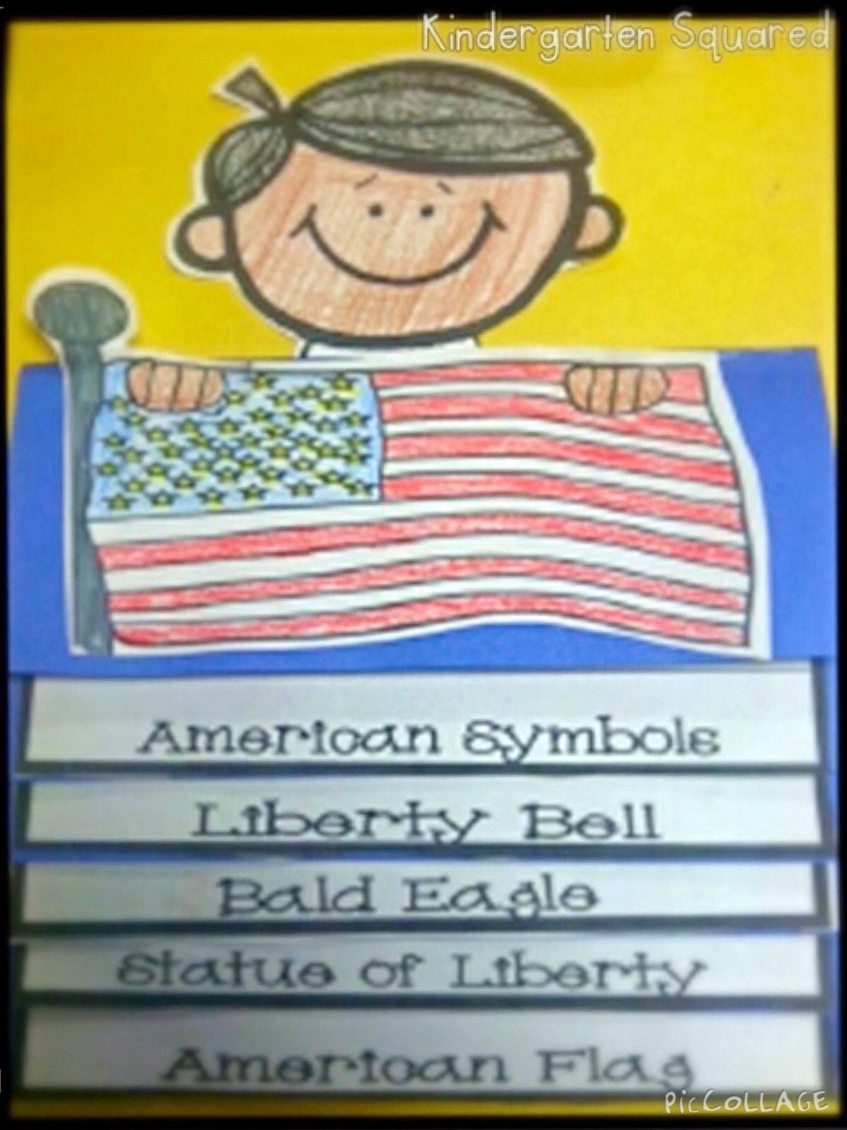 America And Me A Study On American Symbols Monuments