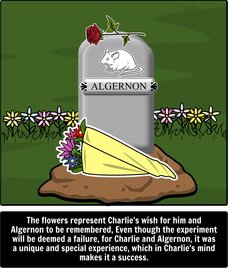 003 Flowers for Algernon Themes, Symbols, and Motifs In
