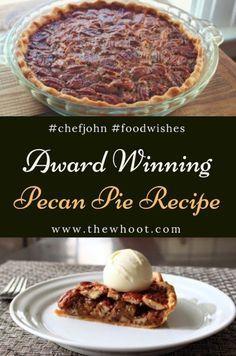 award winning pecan pie recipe #awardwinning #cakes #cakerecipes #lotzoffunstuff @lotsoffunstuff