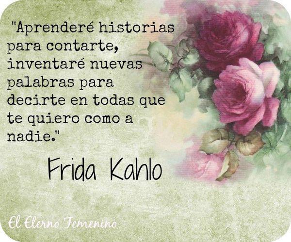 Images By Zoraida Degracia On Frases   Frida Quotes, Spanish