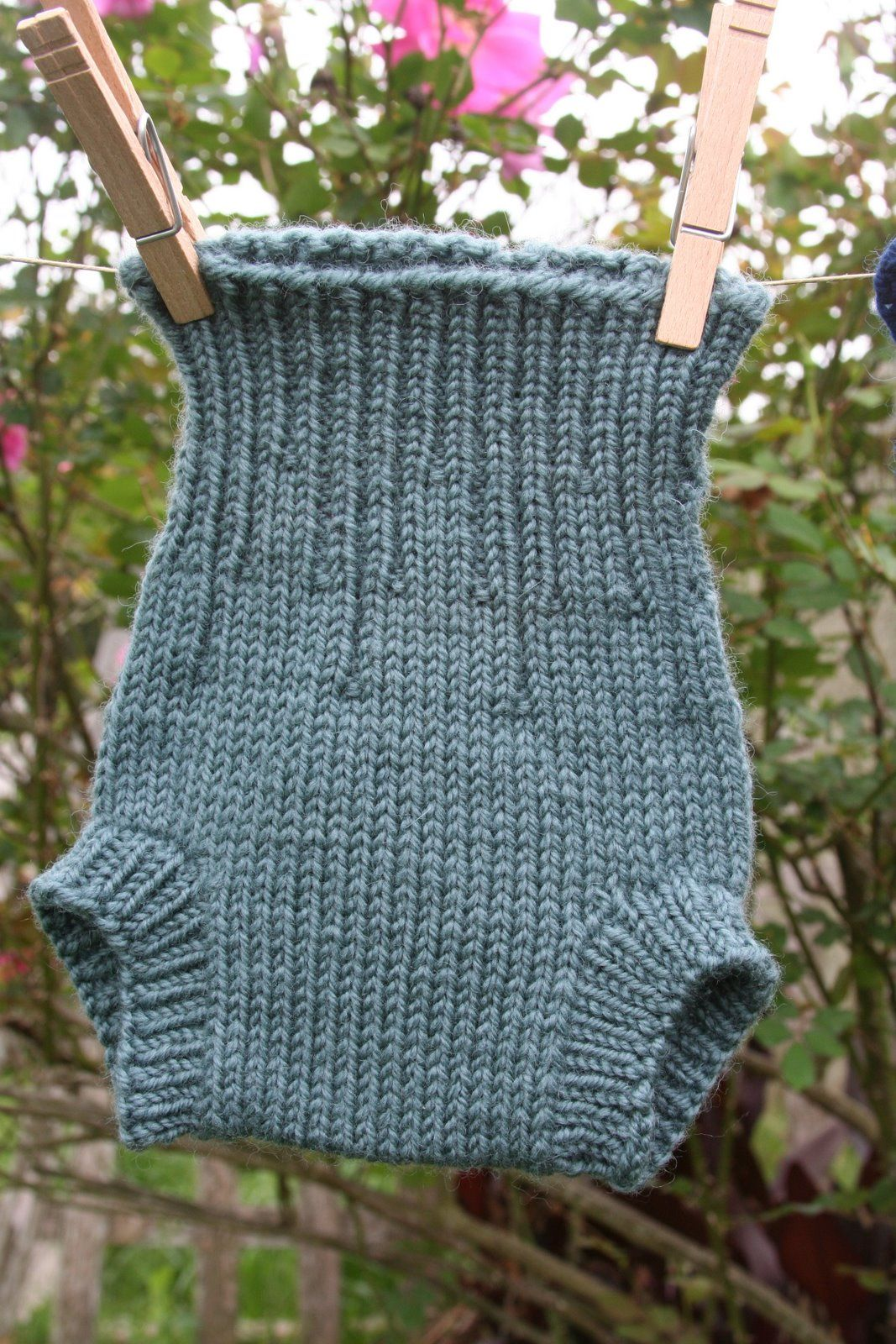 Knitted Wool Soakers | Baby knitting, Knitting, Baby ...
