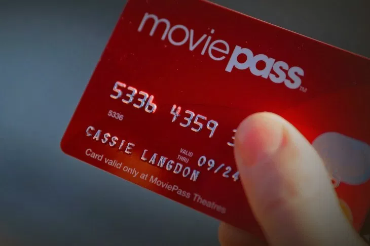 Thousands credit card numbers of MoviePass customers were
