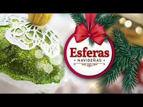 Esferas Navideñas (Con Chocolate) - YouTube
