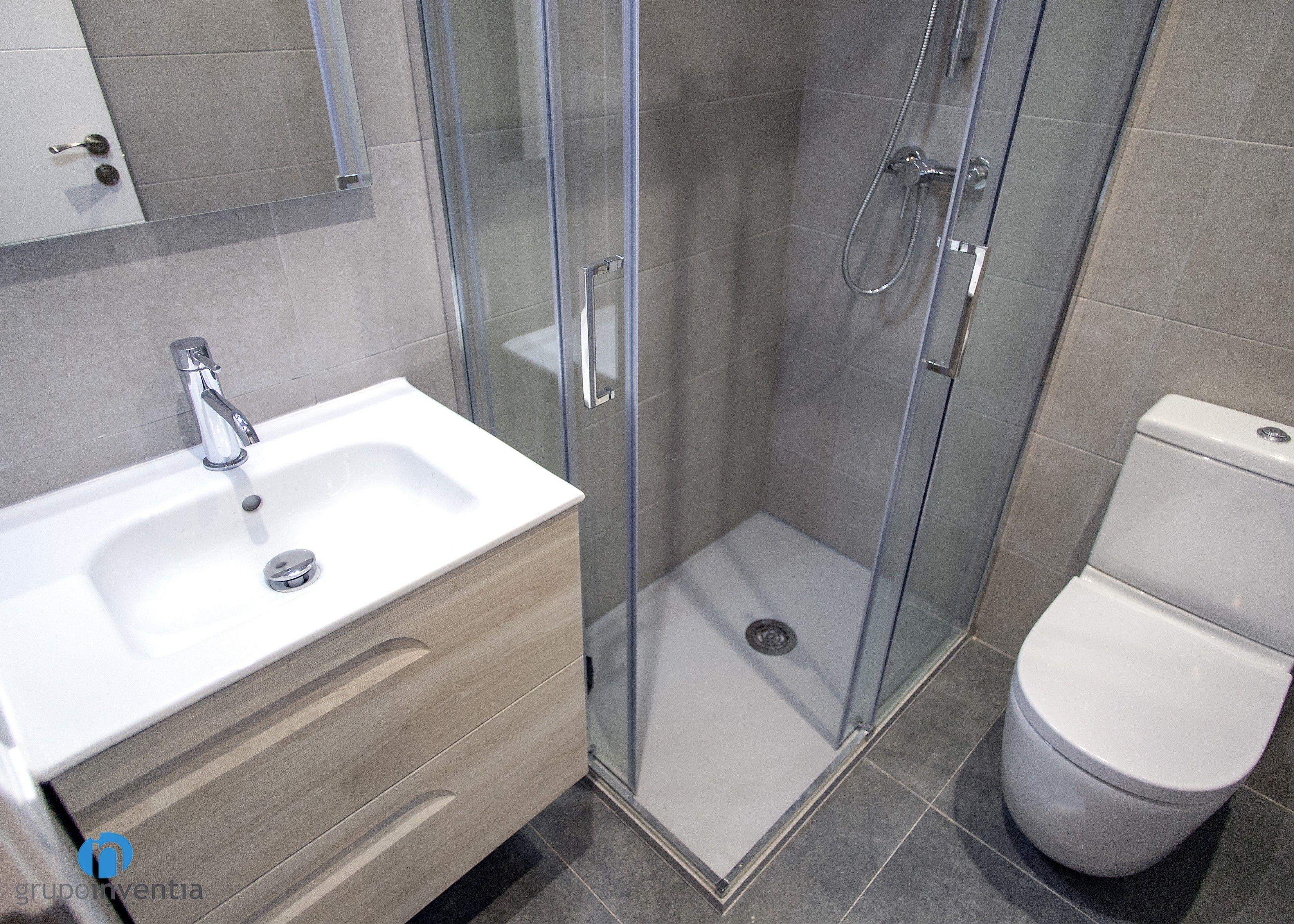 Reforma de baño | Cuartos de baño, Interiores, Lavabos