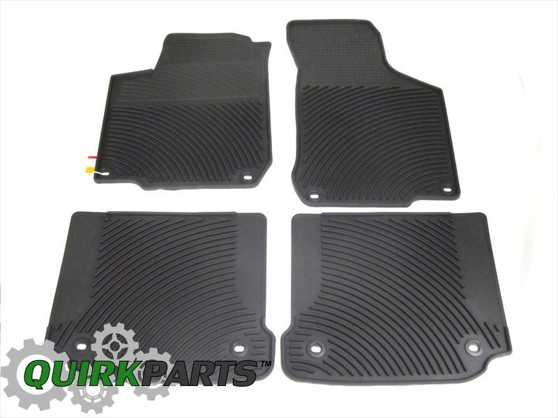 1999 2004 Vw Volkswagen Monster Floor Mats Set Of 4 Genuine Oem