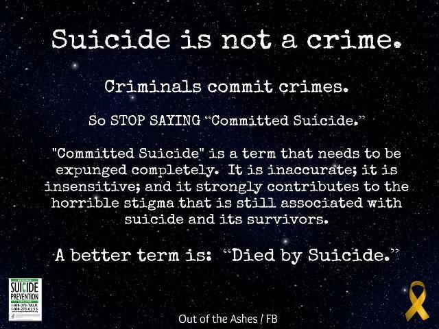 Suicide Prevention Quotes Custom The Best Antisuicide Quotes  Quotes About Suicide Prevention .