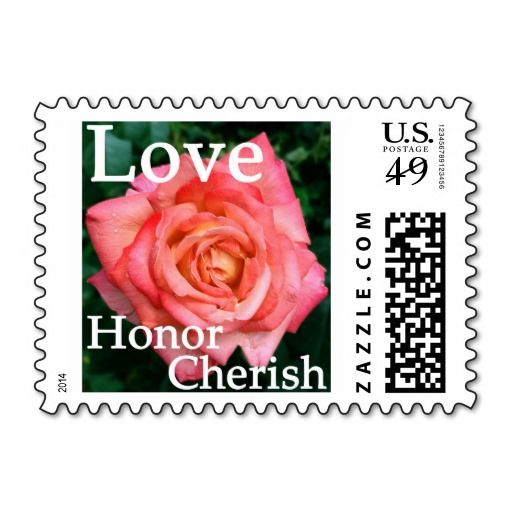 Love These 3 Coral English Garden Rose Floral Usps Postage Stamps Incl Vintage Wedding Stationery Vintage Wedding Invitations Traditional Wedding Vows