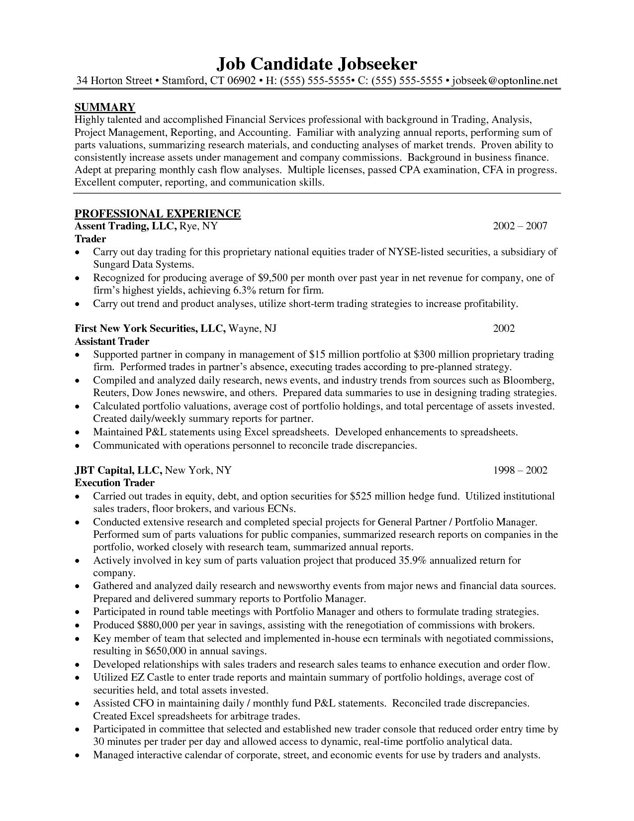 Pin de jobresume en Resume Career termplate free | Pinterest