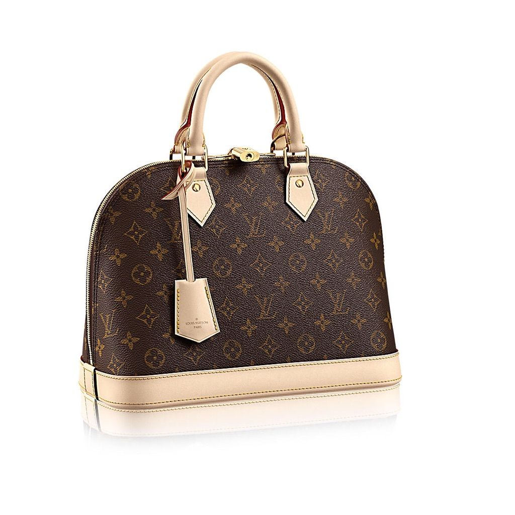 98fdf239886 New Authentic Louis Vuitton Alma Pm