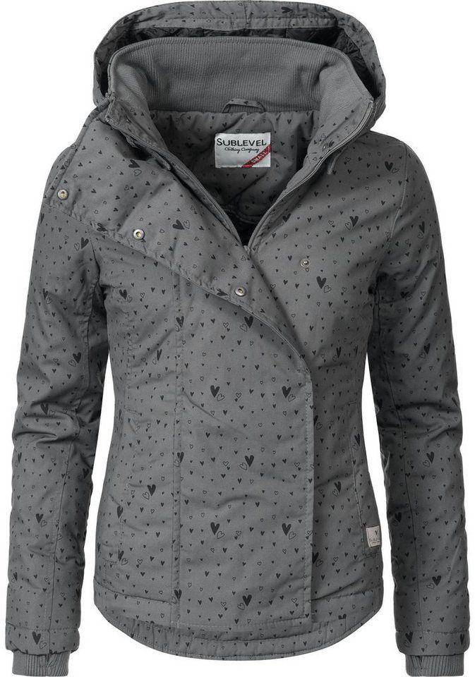huge discount 09f27 9a352 OTTO #SUBLEVEL #Bekleidung #Jacken #Outdoorjacken #Sale ...