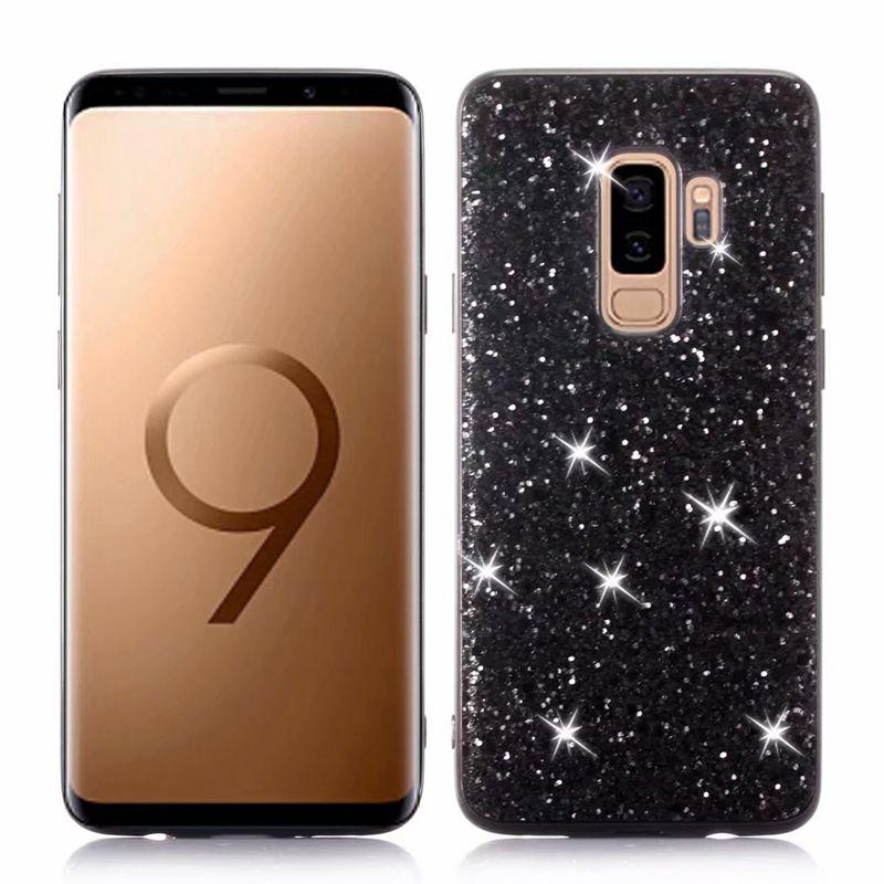 Bling Samsung Galaxy Note 9 Case S9 Plus Glitter Case Glitter Case Crystal Phone Case Case