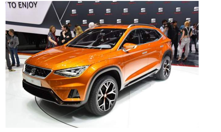 2018 seat ateca concept and rumor stuff to buy pinterest cars. Black Bedroom Furniture Sets. Home Design Ideas