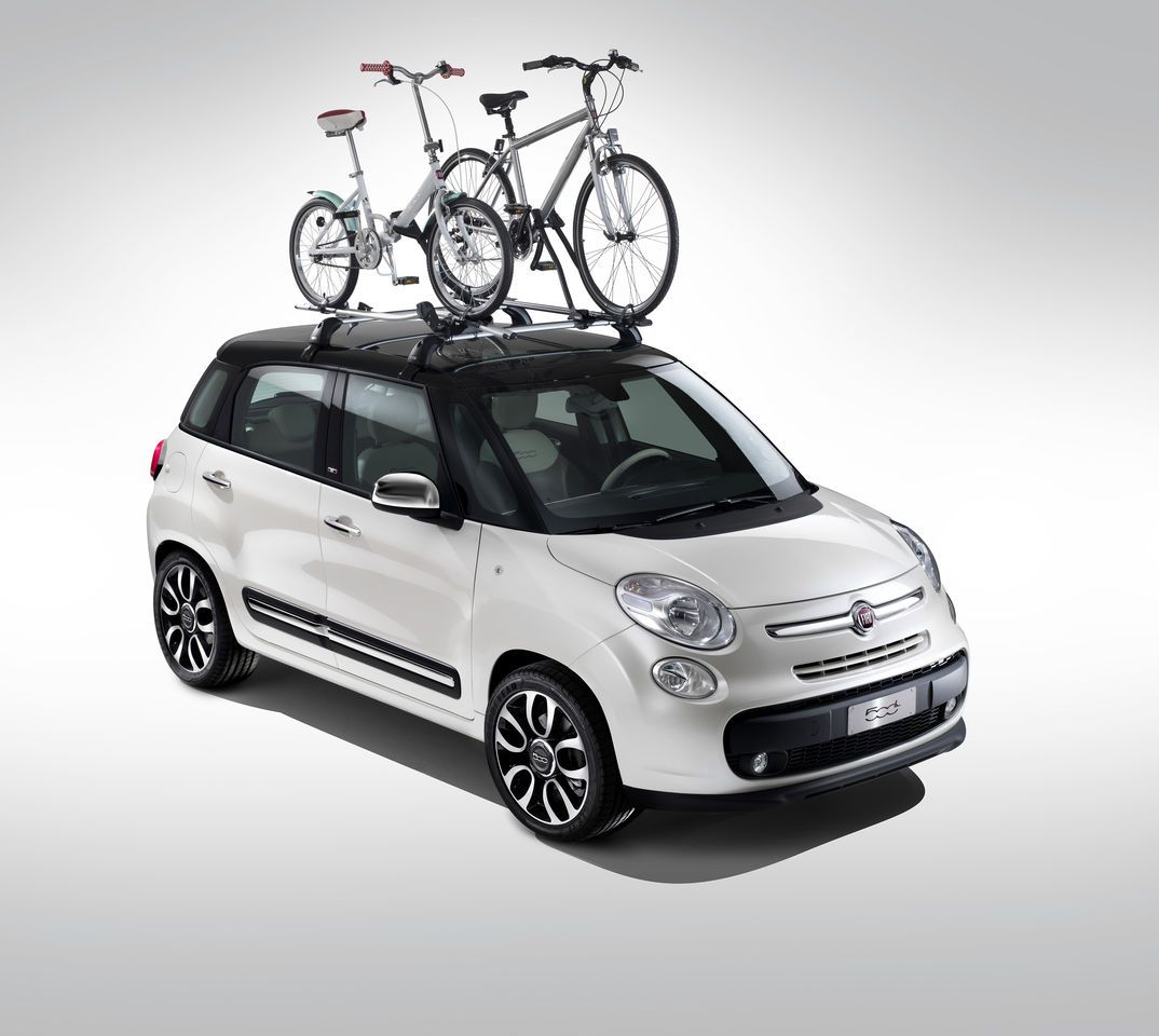 Fiat 500L in the running to my next car. Fiat