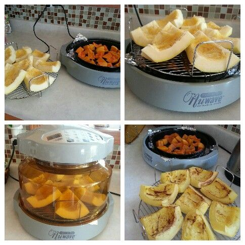 Nuwave Squash Cooking Time About 25 Minutes Cooking Oven Cooking Nuwave